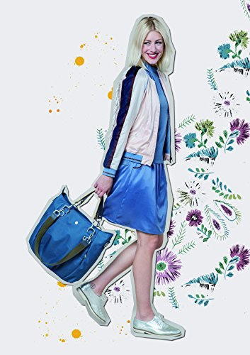 Wickeltasche Lässig Green Label Mix 'n Match Bag, blau - 5