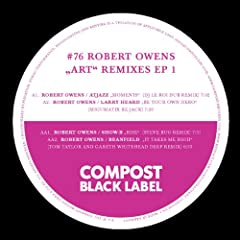"Black Label #76 "" Art "" Remix EP 1 - Remixes by Steve Bug, DJ Le Roi, Migumatix, Tom Taylor & Gareth Whitehead"