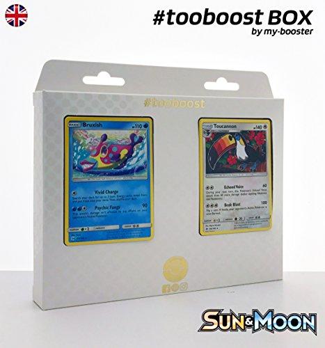 my-booster-TB-UK-SM01-13 Pokémon-Karten, TB-UK-SM01-13