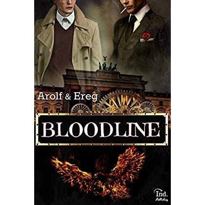 BLOODLINE (Roman Gay): Livre 2