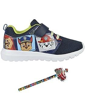 Cerdá Patrulla Canina - Zapatillas Ultraligeras Suela phylon, Color Azul Marino - Paw Patrol Sneakers + Regalo