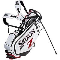 Srixon Tour Bolsa Trípode de Golf, Unisex Adulto, Blanco, M
