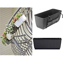 suchergebnis auf f r blumenk sten balkon. Black Bedroom Furniture Sets. Home Design Ideas