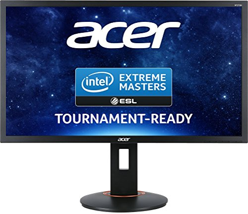 Acer XF270H 27 inch Wide, Full HD Gaming LED Monitor with FreeSync, 1 ms, HDMI (MHL), Display Port and Height adjustable