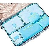 Best Seller Professional - Organizador para maletas Turquesa azul (lake blue)