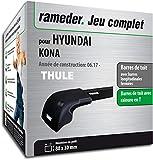 Rameder Pack Barres de Toit WingBar Edge pour Hyundai KONA (147950-38087-1-FR)