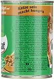 Kitekat Katzenfutter Geflügel und Wild in Gelee, 12 Dosen (12 x 400 g) - 6