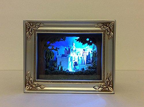 Disney Parks Sleeping Beauty Castle Galerie von Licht Feiern 60