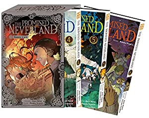 The Promised Neverland Coffret (2019) Tomes 4 à 6