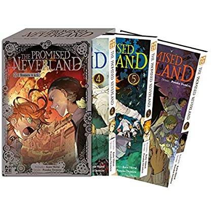 The Promised Neverand Pack T04 à 06