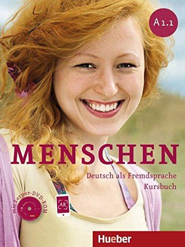 Menschen A1/1: Deutsch als Fremdsprache / Kursbuch mit DVD-ROM