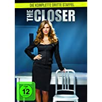 The Closer - Die komplette dritte Staffel [4 DVDs]