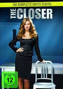 The Closer - Die komplette dritte Staffel [4 DVDs]