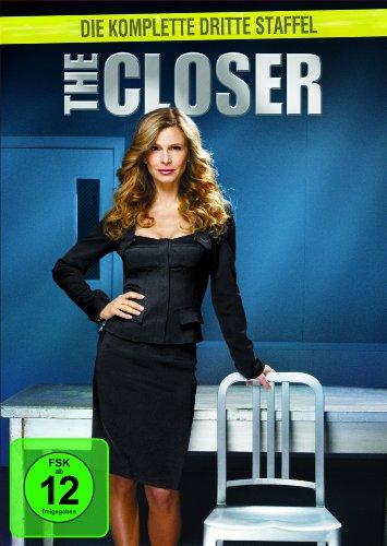 The Closer - Staffel 3 (4 DVDs)