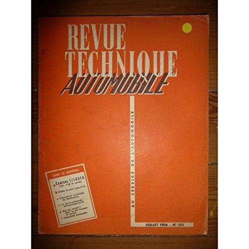 Rta-revue Techniques Automobiles - T45 T55 Revue Technique PL Citroen