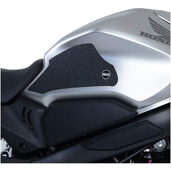 R G Racing Tank Grip Transparent Für Honda Cb650r 2 Stück Auto