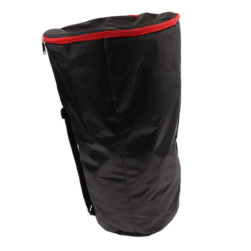 perfk waterproof djembe storage bag djembe shoulder carry