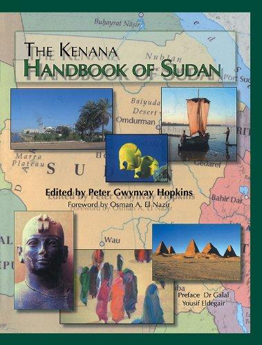 Kenana Handbook Of Sudan: A Reference Resource and Travel Guide por Hopkins.Peter