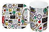 Selina-Jayne Teachers Limited Edition Designer Mug and Coaster Gift Set