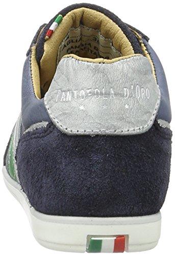 Pantofola d'Oro Vasto Ragazzi Low, chaussons d'intérieur garçon Bleu (Dress Blues)