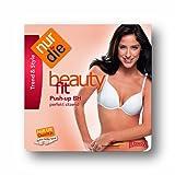 Nur Die Damen BH (Push-up) 836090/Beautyfit, Gr. 75A, weiß (weiß 030)