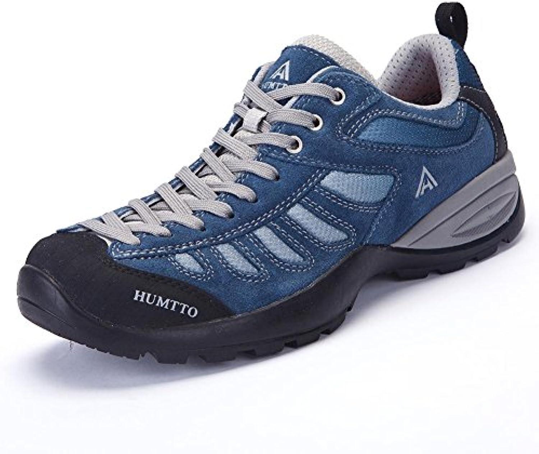 Frauen und Männer Outdoor Sport Schuhe Sneakers Männlich schnuumlren sich oben Wandern Stiefel niedrige Aufstieg