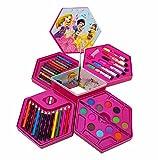 #5: Big Homes Colors Box Color Pencil ,Crayons , Water Color, Sketch Pens Set Of 46 Pieces