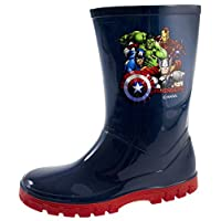 Marvel Boys Avengers Wellington Boots