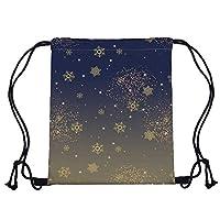 Tobey Trevelyan Convenient design New Christmas Drawstring Bag Kids Drawstring Jewelry Bag Candy Pouch Favor Gift Bag Girls Drawstring Handbag Drawstring Backpack(None bpa601339)