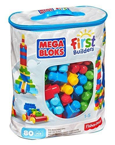 Mega Bloks First Builders Big Building Bag - Bolsa