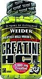 Weider, Creatine HCL, 1er Pack (1x 150 Kapseln)