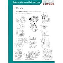Zündapp, über 2200 Seiten (DIN A4) patente Ideen und Zeichnungen