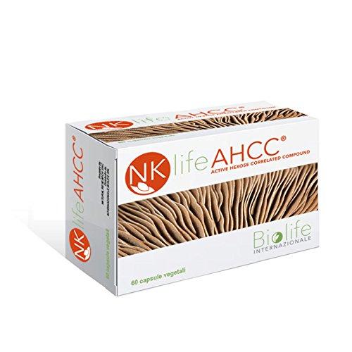 NKlife AHCC® 60 cps da 500 mg