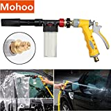 High Pressure Snow Foam Water Car Wash Spray Gun Cleaning Hose Pipe Lance 100ML