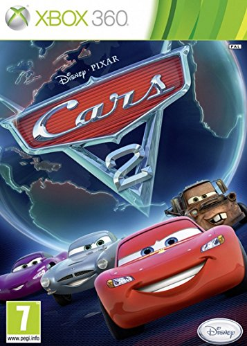 Cars 2 - Classics (XBOX 360) [UK IMPORT] - Spiel Cars Xbox 2 360