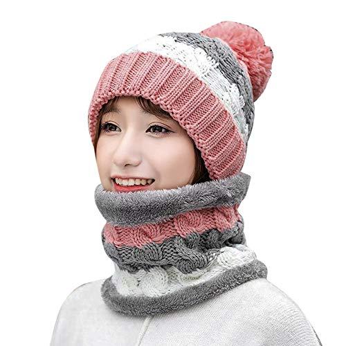 a88d7786138a0f Women knit hat, ladies knit slouch winter hat/bean the best Amazon ...