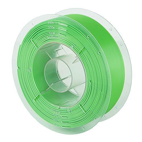 Creality 3D PLA Filament 1.75mm 1KG Spule für 3D Drucker - Grün