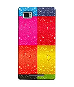 PrintVisa Designer Back Case Cover for Lenovo Vibe Z K910 (Skyblue Background Red and white tyre Swimming pool Tyre Designer Case Life saving tube Cell Cover Simple cool Smartphone Cover Good looking Mind Blowing )