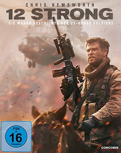 12 Strong - Die wahre Geschichte der US-Horse Soldiers - Steelbook [Blu-ray]
