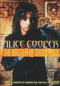 Alice Cooper - The Master of Shock Rock [2 DVDs]
