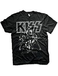 Kiss Offizielles Lizenzprodukt Hottest Show On Earth 3XL, 4XL, 5XL Herren T- Shirt… 90d30b67be