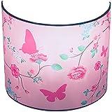 & # x272E; Little Dutch & # x272E; aplique para habitación infantil | rosa claro–: mariposas, | dimensiones: 20x 24cm | Luminaire | Joli, Original Y De excelente calidad