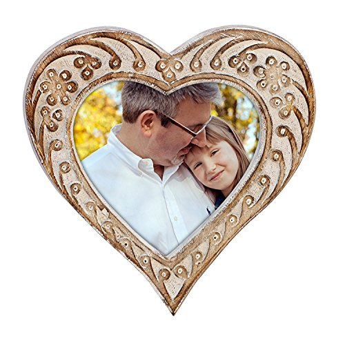 souvnear-4x6-inch-photo-picture-frame-shabby-chic-handmade-stylish-heart-shaped-mango-wood-photo-fra