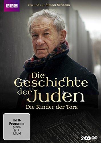 Die Geschichte der Juden - Die Kinder der Tora [2 DVDs]