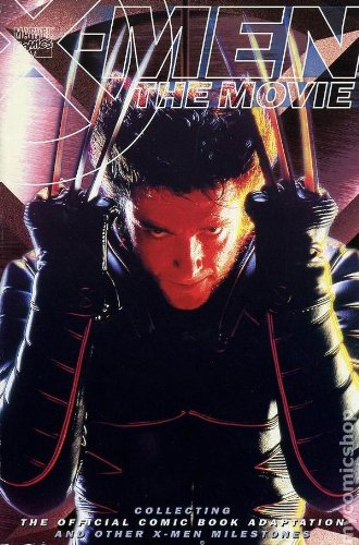 X-Men: The Movie - X Photo Cover TPB