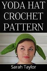 Yoda Hat Crochet Pattern (English Edition)