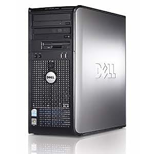 Windows 7 - Dell OptiPlex 745 Powerful Mini-Tower Computer - Intel Core 2 Duo Processor - 500GB Hard Drive - 4GB Memory (RAM) - DVD-RW - WiFi and Bluetooth Enabled - Genuine Windows 7 COA Included