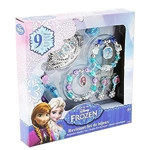 sans_marque Senza Marca-taet15400-Piccolo set gioielli-Frozen