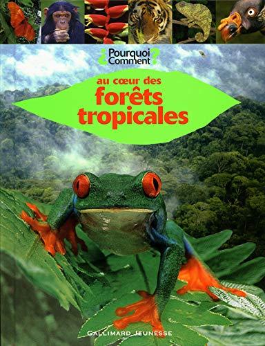 Au cœur des forêts tropicales par Collectif