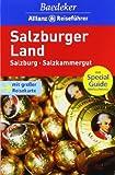 Baedeker Allianz Reiseführer Salzburger Land, Salzburg, Salzkammergut - Isolde Bacher